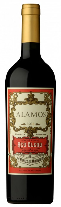 ALAMOS RED BLEND 750 CC
