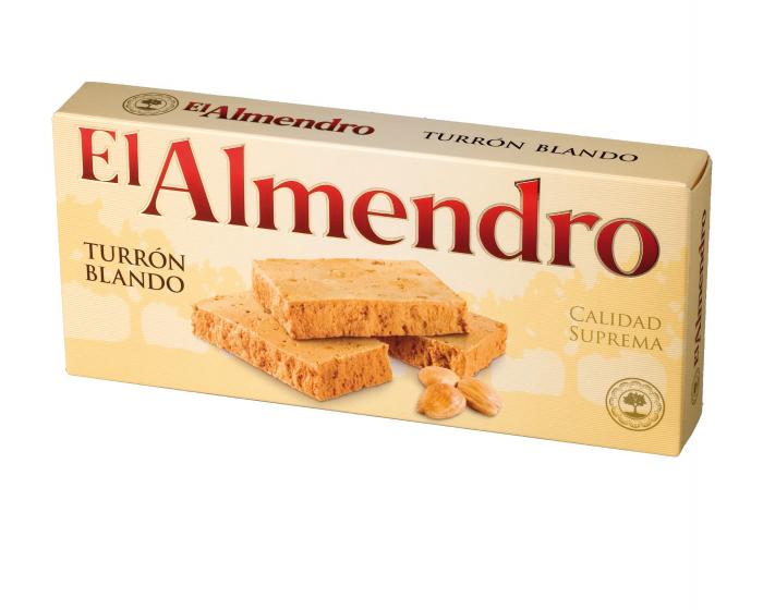 EL ALMENDRO TURRON BLANDO 150 GR
