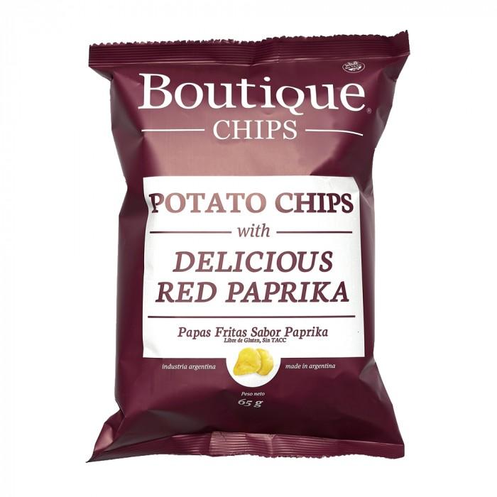PAPAS BOUTIQUE RED PAPRIKA 65 GR