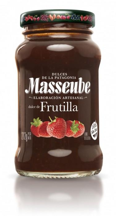 MASSEUBE FRUTILLA 212 GR