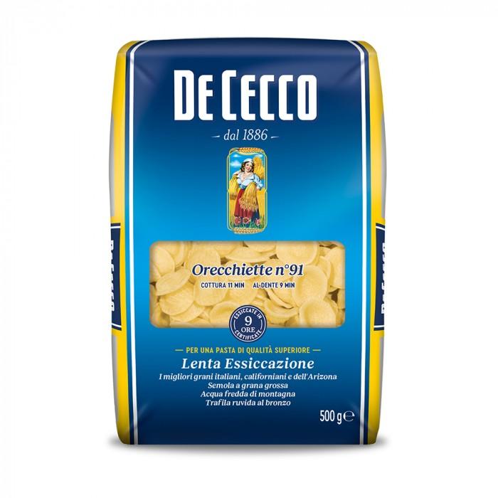 DE CECCO ORECHIETTE 500 GR