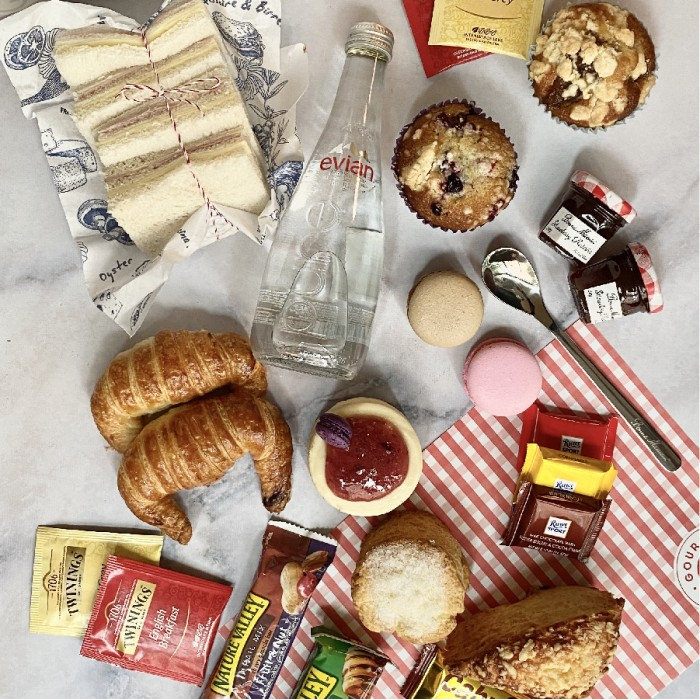 GIFT BOX (desayuno para 2 personas)
