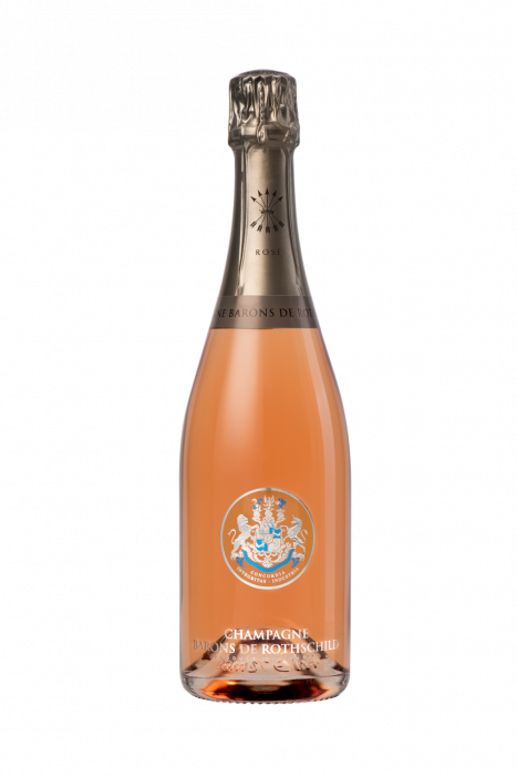 BARONS ROTHSCHILD ROSE ESTUCHE 750 CC