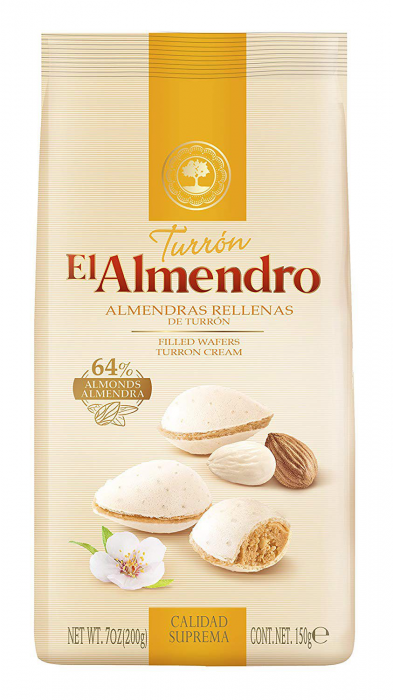 EL ALMENDRO ALMENDRAS RELLENAS 150 GR