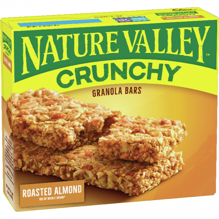 NATURAL VALLEY ROASTED ALMOND 253 GR