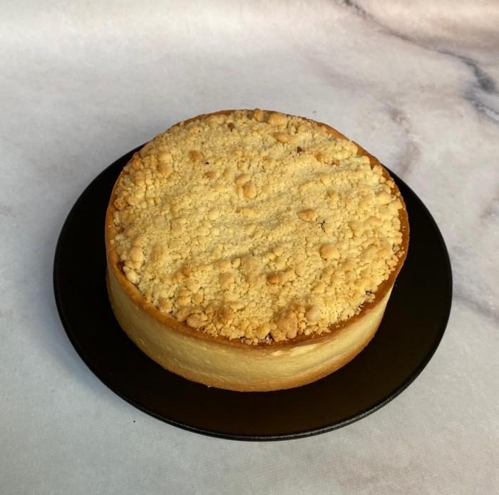 Torta crumble de manzana 1kg