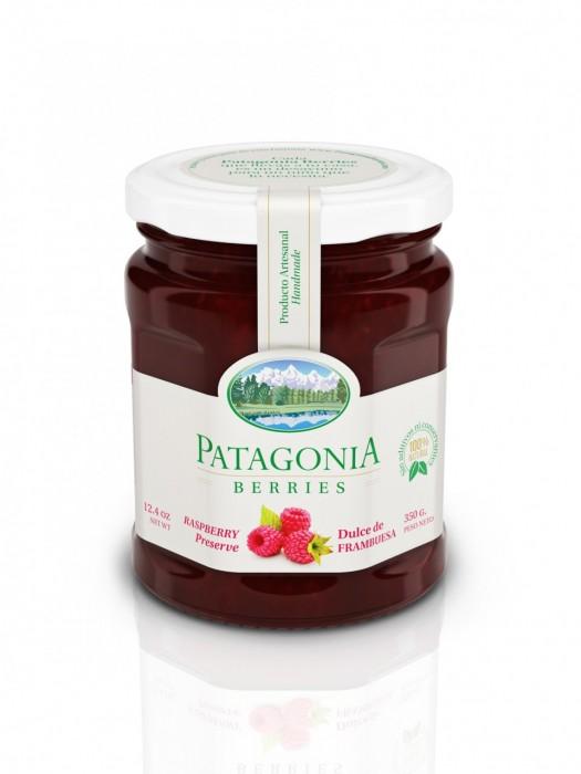 PATAGONIA BERRIES FRAMBUESA 350 GR