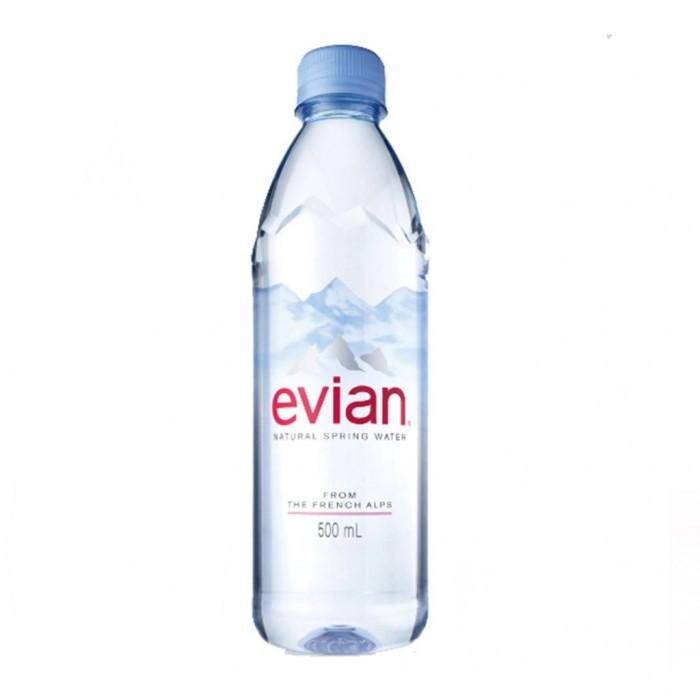 EVIAN 500ML