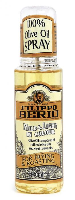 FILIPPO BERIO SPRAY OLIVA M&L 200 ML