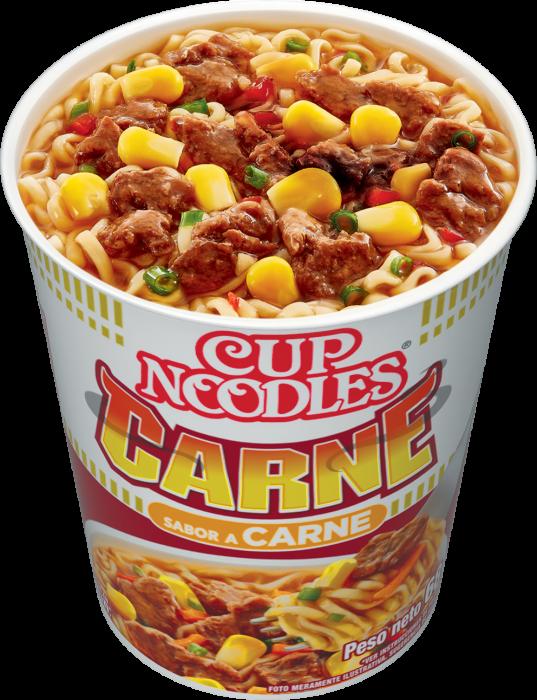 NISSIN CUP NOODLES CARNE 69 GR