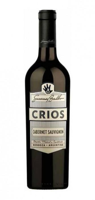 VINO CRIOS CABERNET SAUVIGNON 750 CC