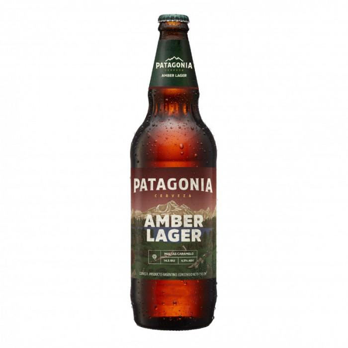 PATAGONIA AMBER LAGER 730ML