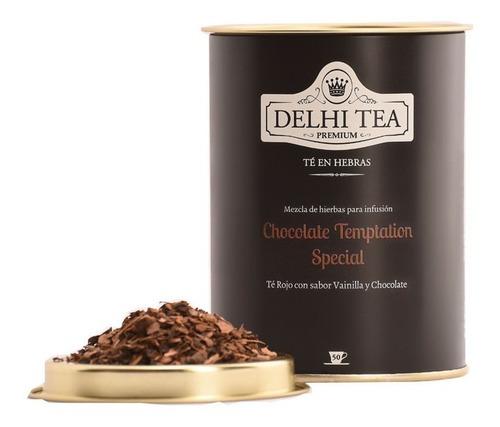 DELHI TEA CHOCOLATE TEMPTATION