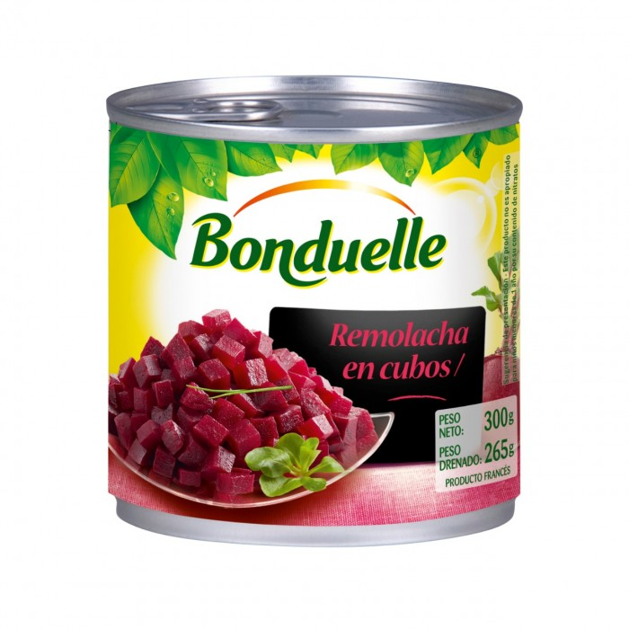BONDUELLE REMOLACHA LATA 300GR