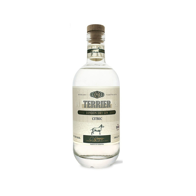 GIN TERRIER CITRIC 750 CC