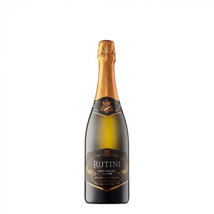 ESPUMANTE RUTINI BRUT NATURE 750 CC