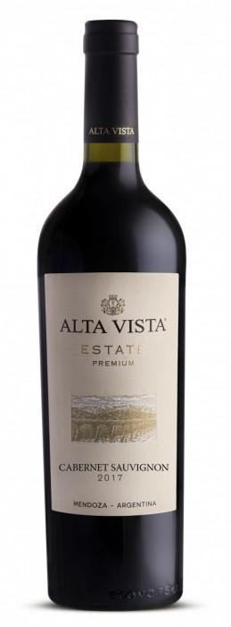 VINO ALTA VISTA PREMIUM CABERNET SAUVIGNON 750 CC