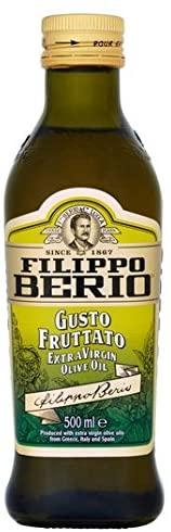 FILIPPO BERIO OLIVA EXTRA VIRGEN FRUTTATO 500 ML