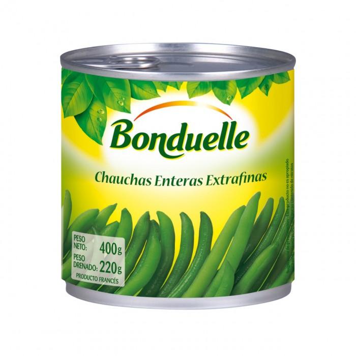 BONDUELLE CHAUCHAS 400GR