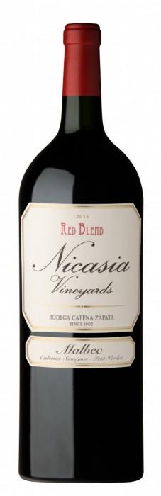 VINO NICASIA VINEYARD RED BLEND 750 CC