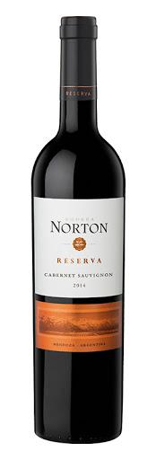 VINO NORTON RESERVA CABERNET SAUGVINON 750 CC