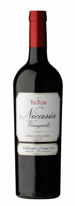 VINO NICASIA RED BLEND CABERNET FRANC 750 CC