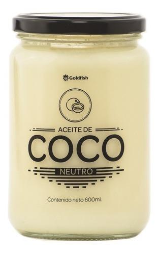 GOLDFISH COCO PURO 600 ML