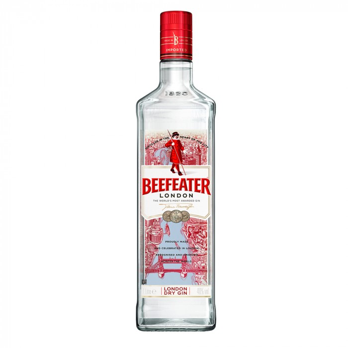 GIN BEEFEATER 700cc