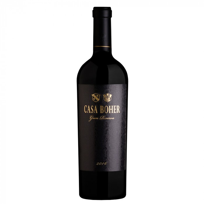 VINO CASA BOHER GRAN RESERVA 750 CC