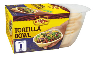 OLD EL PASO TORTILLA BOWL 189GR