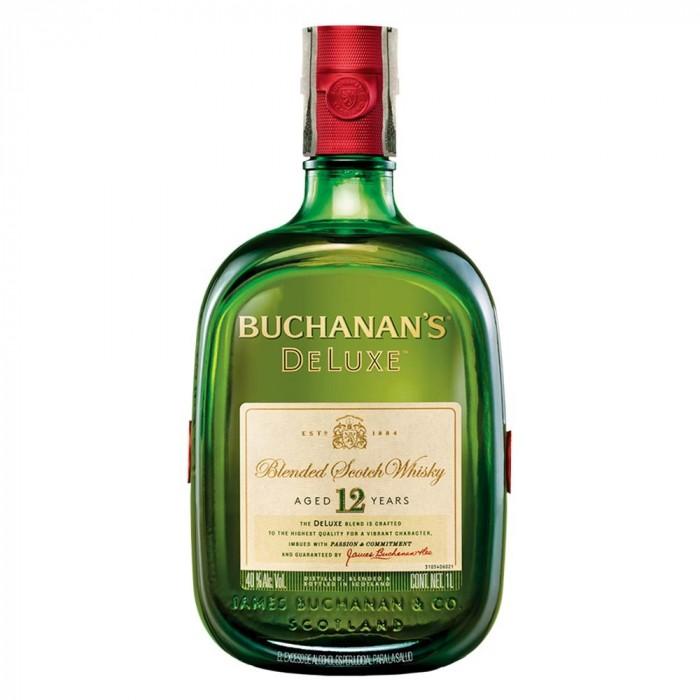 WISHKY BUCHANANS 12 1LTS
