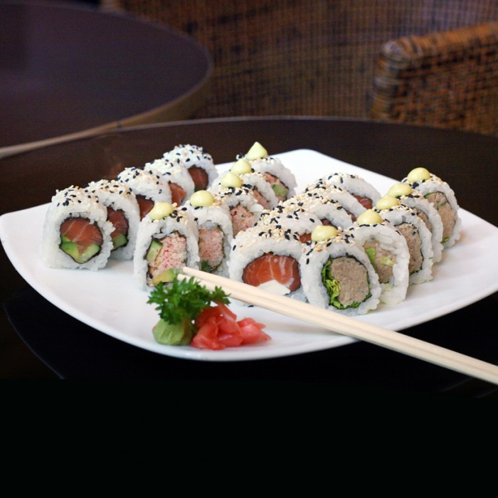 COMBINADOS ONLY ROLLS 20 P.