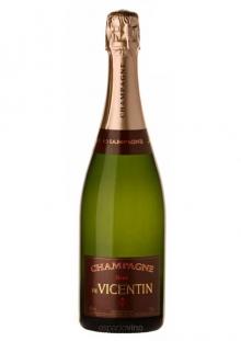 ESPUMANTE VICENTIN CHAMPENOISE 750 CC