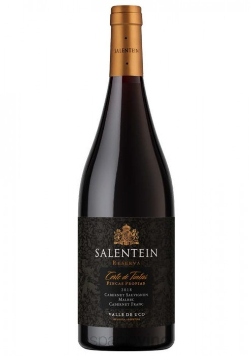 VINO SALENTEIN RESERVA CORTE DE TINTAS 750 CC