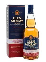 WHISKY GLEN MORAY CLASSIC SHERRY 700 CC
