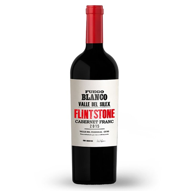 VINO FLINSTONE CABERNET FRANC 750 CC