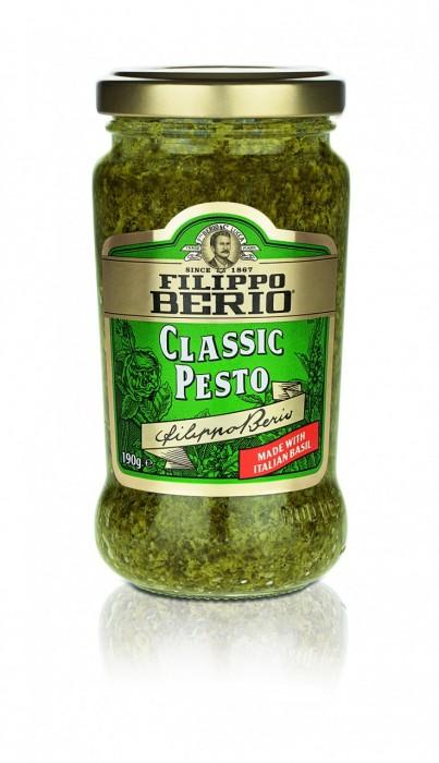 FILIPPO BERIO PESTO CLÁSICO 190 GR