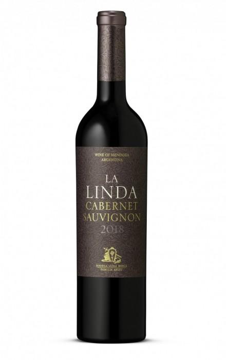 VINO LA LINDA CABERNET SAUVIGNON 750 CC