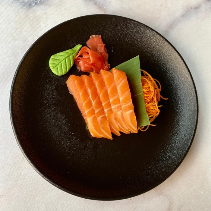 SASHIMIS - 5 P. salmón premium