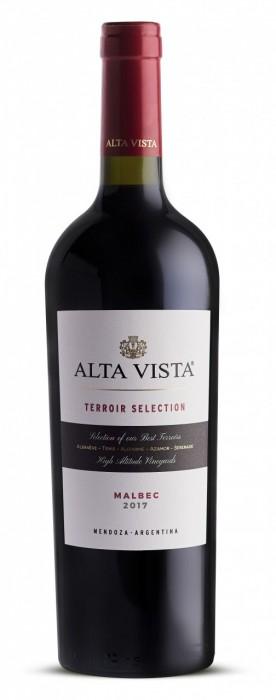 VINO ALTA VISTA TERROIR SELECTION MALBEC 750 CC
