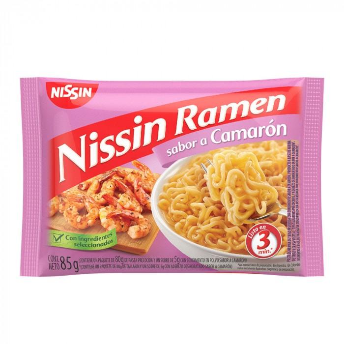 NISSIN RAMEN CAMARON