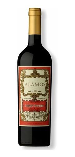 VINO ALAMOS CABERNET SAUVIGNON 750 CC