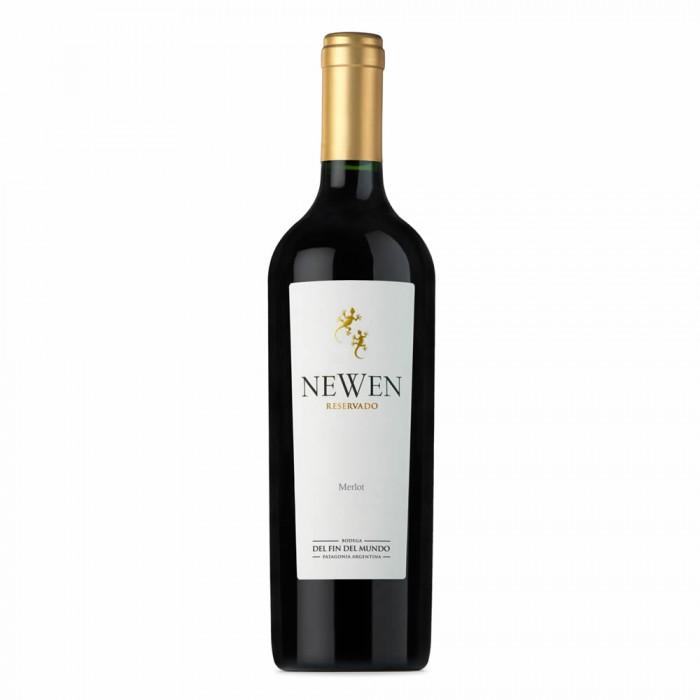 VINO NEWEN RESERVADO MERLOT 750 CC