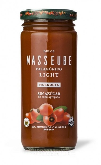 MASSEUBE MOSQUETA LIGHT 260 GR