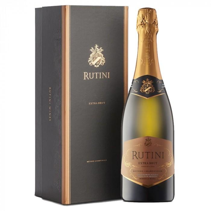 ESPUMANTE RUTINI EXTRA BRUT 750 CC ESTUCHE