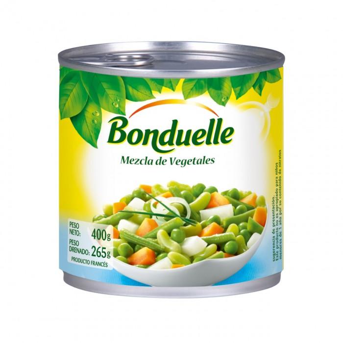 BONDUELLE MACEDONIA LATA 400GR