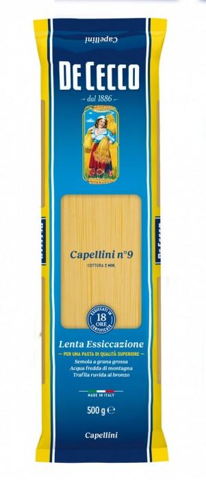 DE CECCO CAPELLINI 500 GR