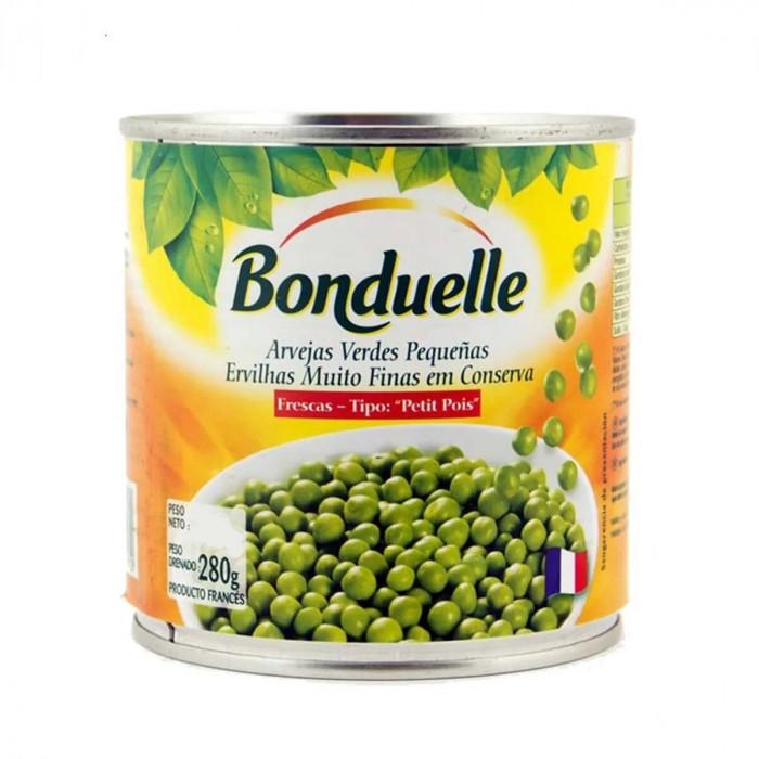 BONDUELLE ARVEJAS LATA 300 GR