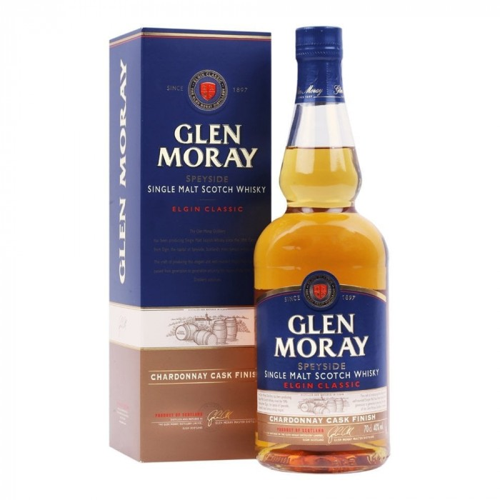 WHISKY GLEN MORAY ELGIN CLASSIC 700 CC