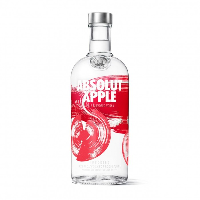 ABSOLUT APPLE 700 CC